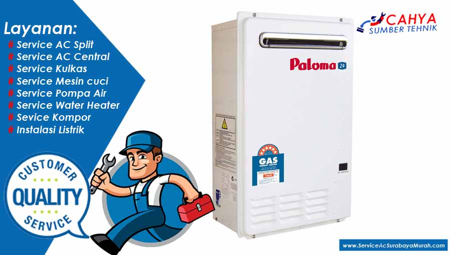 Water Heater Paloma